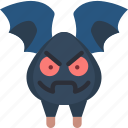 animal, bat, creepy, night, scary, vampire