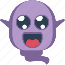 creepy, cute, dead, ghost, scare, scary, spooky icon