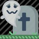 creepy, dead, ghost, grave, graveyard, spirit
