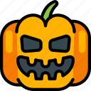 creepy, evil, halloween, pumpki, pumpkin, scary, spooky