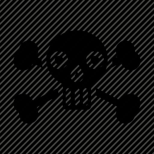 halloween, head, horror, monster, scary, skeleton icon