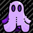 fear, ghost, horror, nightmare, paranormal, spooky, terror icon