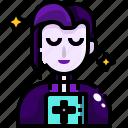 avatar, christian, halloween, pastor, priest, profession, religious