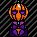 fear, jack, lantern, o, scary, spooky, terror icon