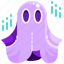 fear, ghost, horror, nightmare, paranormal, spooky, terror icon