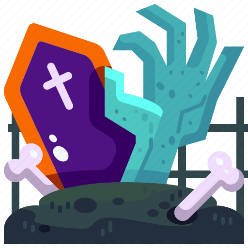 Zombie, spooky, scary, horror, fear, terror, halloween icon - Download on Iconfinder