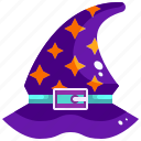 magician, witch, halloween, fashion, hat, wizard, magic