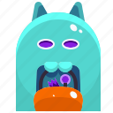 candy, food, halloween, or, sweet, treat, trick icon