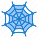 bug, halloween, spider, web