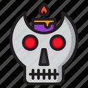 dead, death, halloween, skeleton, skull