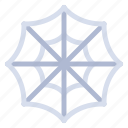 halloween, icon, spider, web icon