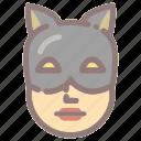 avatar, cat, cat woman, costume, woman, female