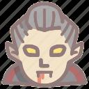dracula, evil, halloween, horror, vampire, scary