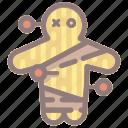 doll, ghost, halloween, holiday, voodoo, doom, magic