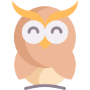 animals, bird, furniture and household, hunter, nature, owl