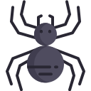 animals, dangerous, insect, scary, spider, tarantula icon