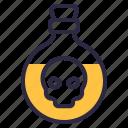 poison, potion, halloween, poisonous, witchcraft icon