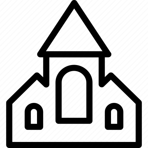 building, celebration, costume, creative, dark, decorated, evil, fun, grid, halloween, haunted, haunted-house, home, house, line, monster, parties, scary, shape, spooky, tower icon