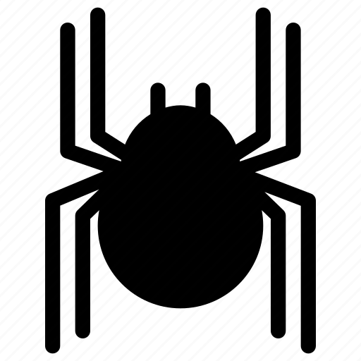 accessory, celebration, costume, creative, dark, decoration, eight, evil, fun, grid, halloween, insect, legs, monster, parties, scary, shape, spider, spooky icon