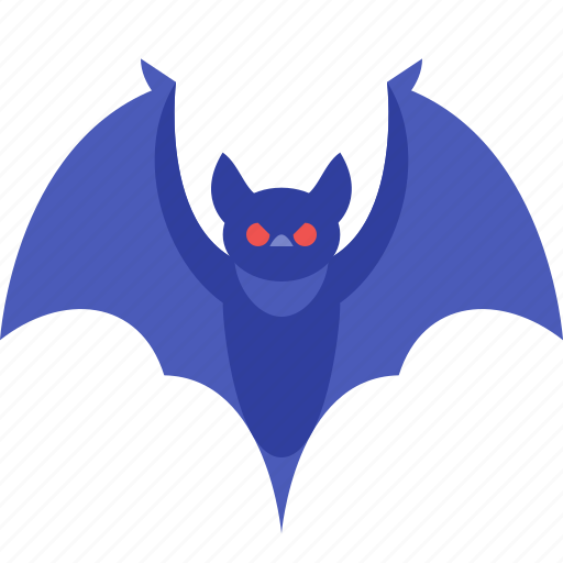 bat, evil, halloween, horror, scary, spooky, vampire icon