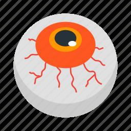eye, halloween, horror, scary, spooky icon