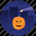 halloween decoration, halloween pumpkin, halloween theme, party theme, scary pumpkin icon