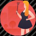 fairy wand, magic stick, magic wand, magician wand, princess wand icon
