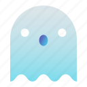 ghost, halloween, holiday, pacman