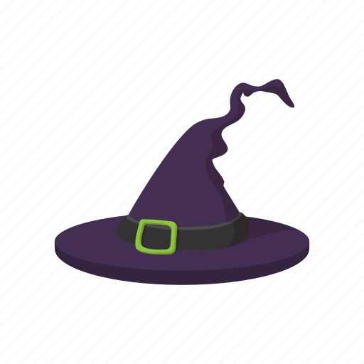 cartoon, costume, halloween, hat, october, witch, witchcraft icon