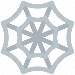 halloween, spider, web icon icon