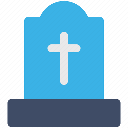 cemetery, dead, death, funeral, halloween, rip icon icon