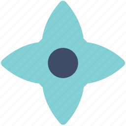abstract, stars icon icon
