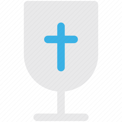 christian drink, drink, glass, vine, wine icon icon