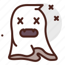 ghost, halloween, dead, emoji