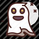 ghost, halloween, laugh, emoji