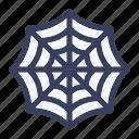 web, halloween, spider