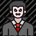 costume, people, vampire, dracula, avatar