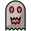 character, fear, ghost, halloween, horror icon
