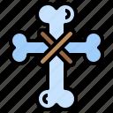 bone, care, halloween, health, medical, skeleton icon