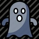 fear, ghost, halloween, horror, scary, spooky, terror icon