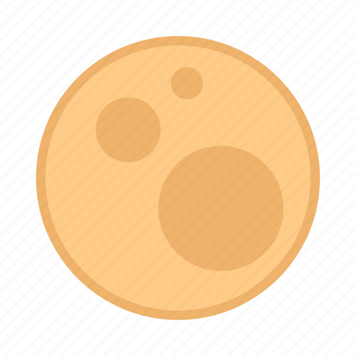 astronomy, full moon, halloween night, haunted, spooky icon