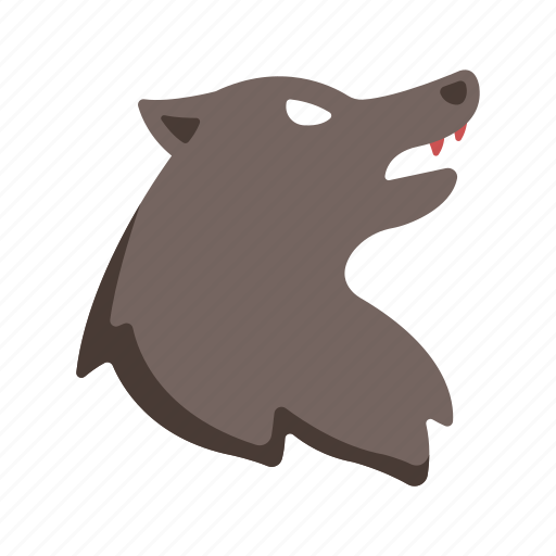 folklore, halloween, lycanthrope, monster, werewolf icon