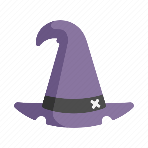 costume, halloween, scary, terror, witch hat icon