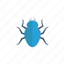 bee, bug, insect, spider icon