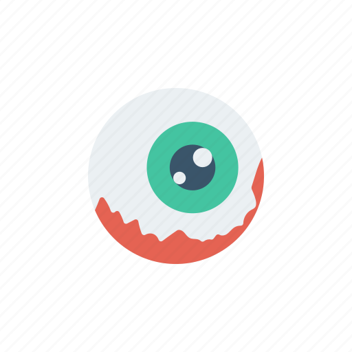 clown, creepy, halloween, scary icon