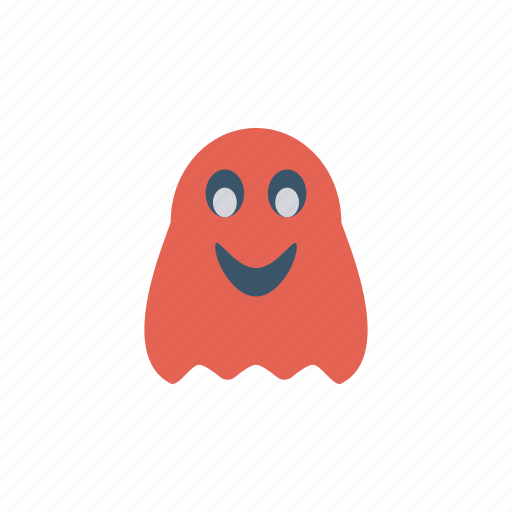 enemy, ghost, halloween, scary icon