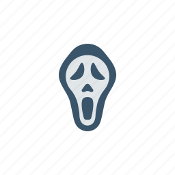 clown, enemy, ghost, spooky icon