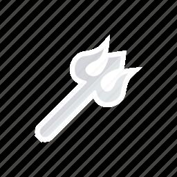 axe, grim, scythe, weapon icon