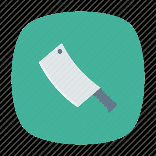 axe, butcher, chop, knife icon