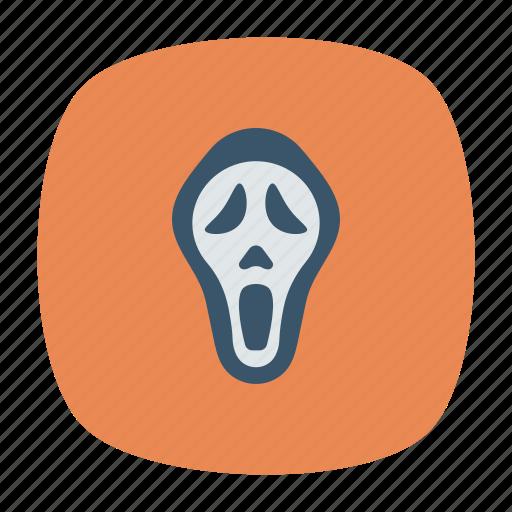 clown, enemy, ghost, spooky icon